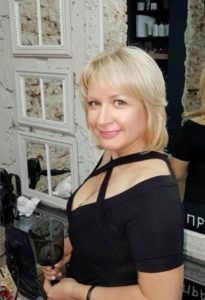 тренер Анжела Бахарева