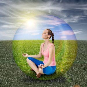 Практика Отпускаю свою человеческую личность .Соединяюсь с божественной частью своей души и сознания